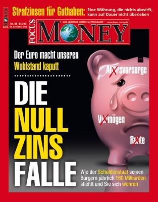 Interview: Das ist Geldsozialismus