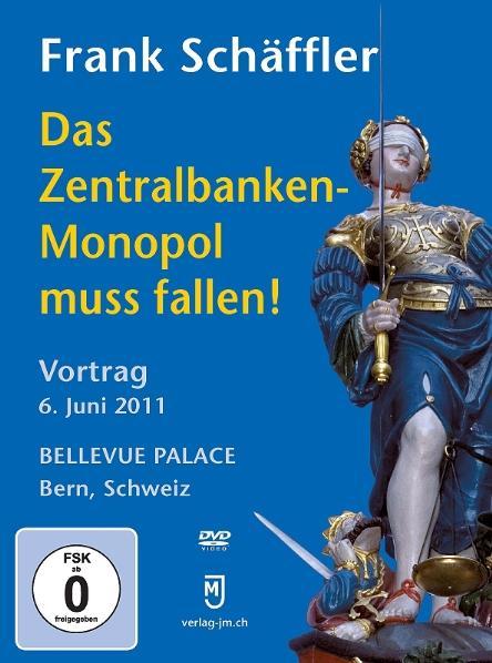 Das Zentralbanken-Monopol muss fallen!