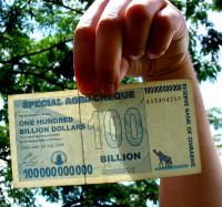Währungsabwertung: Simbabwe wäre Exportweltmeister