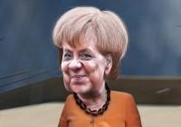 Scheitert Europa, dann scheitert Angela Merkel
