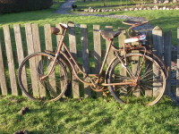 Mario Draghi: Bald kauft er auch alte Fahrräder