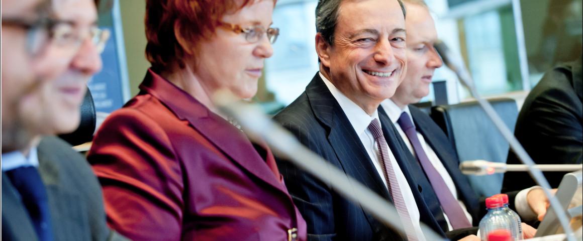 EZB: Von Falken und Tauben