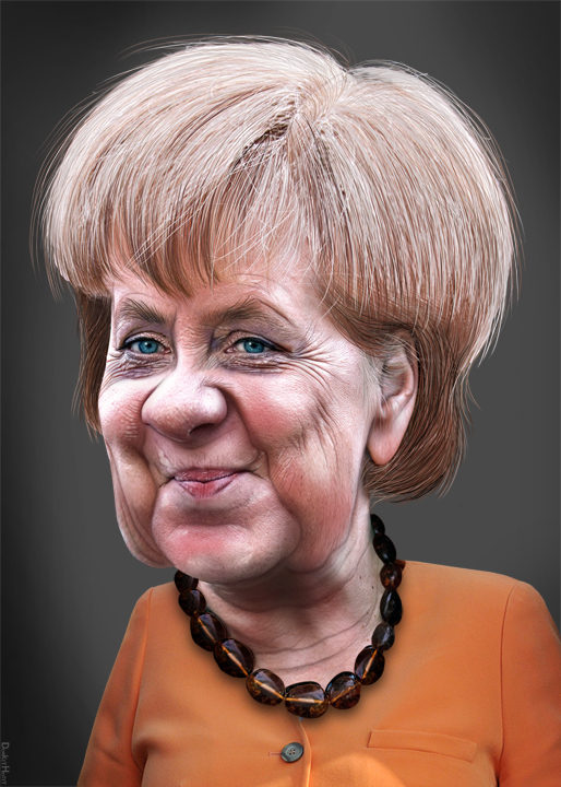 Tichys Einblick: Merkels warme Worte an Macron