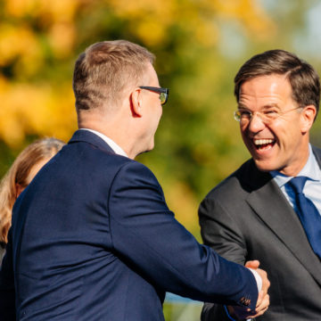"Huffington Post: Mark Rutte ist der neue ""Pulse of Europe"""