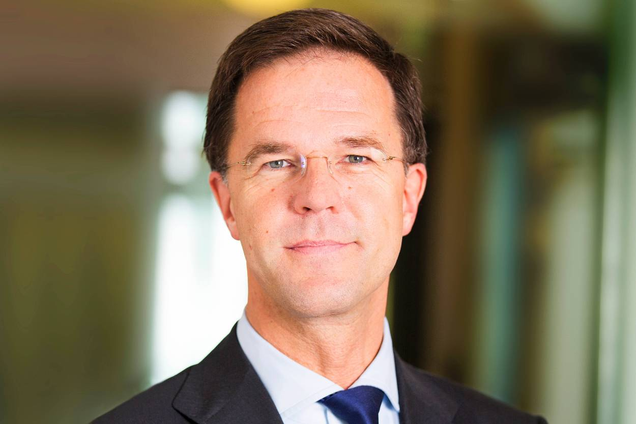 "Huffington Post: Mark Rutte ist der neue ""Pulse of Europe"""