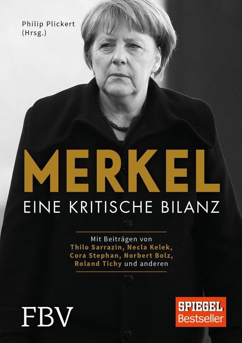 Buchvorstellung: Merkel – eine kritische Bilanz