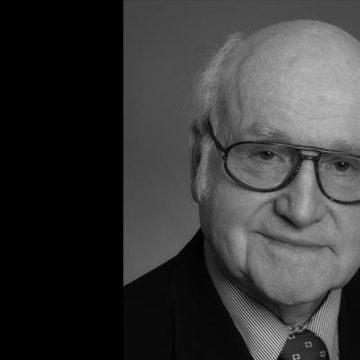 Nachruf auf Martin Grüner (* 19. Juli 1929, † 4. Februar 2018)
