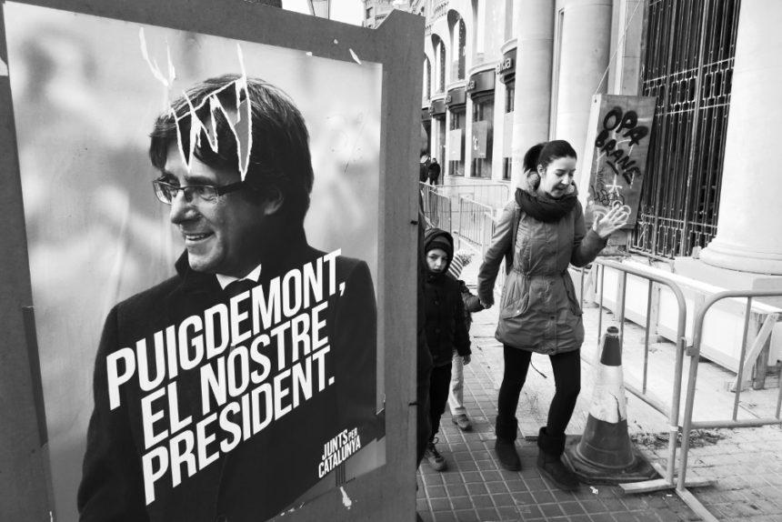 Finger weg von Puigdemont