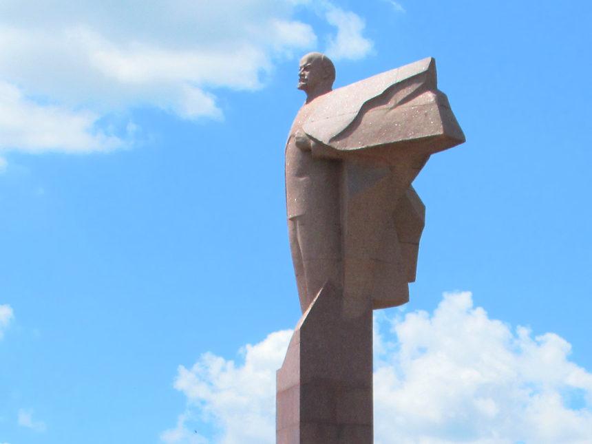 Wir sind alle irgendwie Lenin