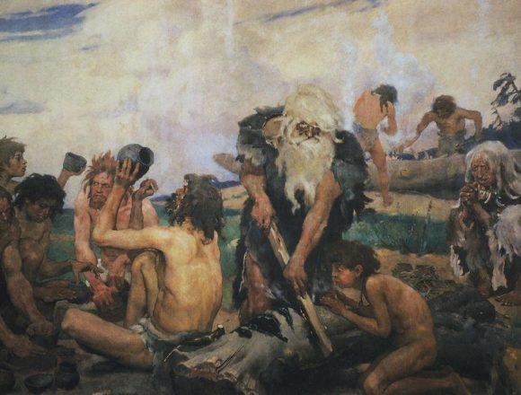 Von der Stammesgesellschaft zur Freiheit