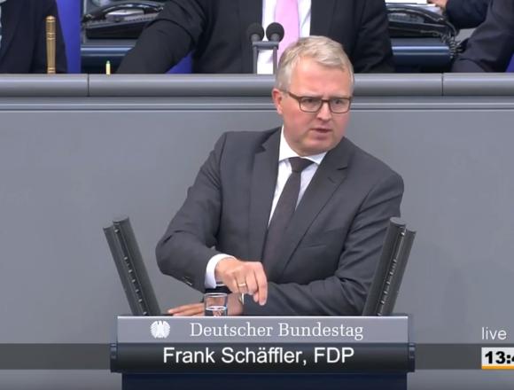 Rede Frank Schäffler zu Finanzkrisenprävention