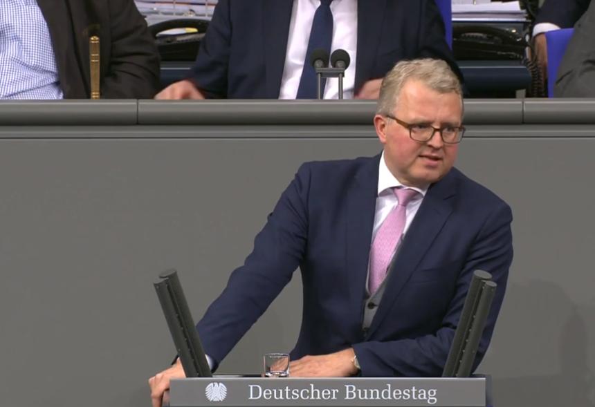 Rede Frank Schäffler zur EU-Richtlinie – Betriebliche Altersversorgung