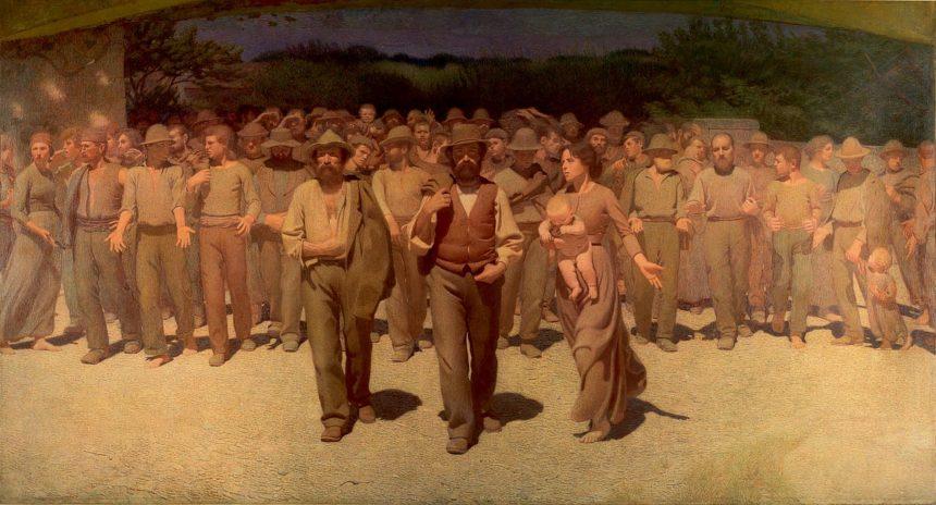 Die Befreiung des Arbeiters – durch den Markt