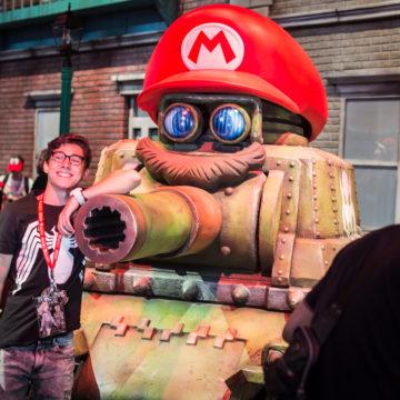 Marios letzte Geschütze
