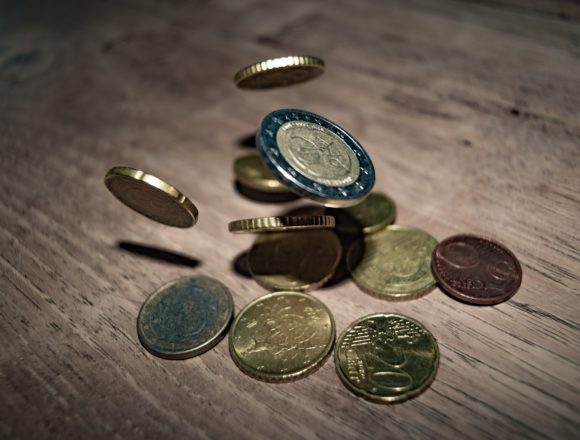 Bargeld ist geprägte Freiheit