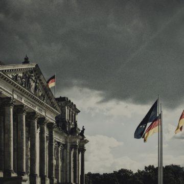 Deutschland fällt zurück