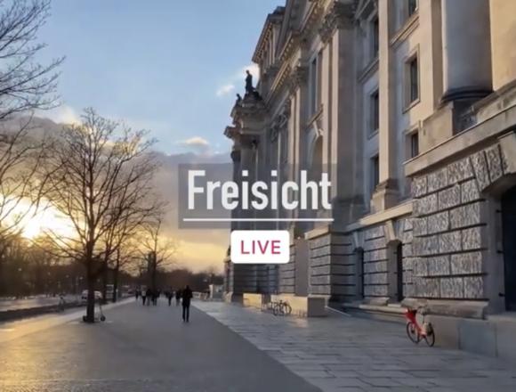 Freisicht mit Klaus-Peter Willsch (CDU)
