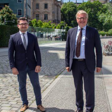 Sommerinterview mit Frank Schäffler und Christian Sauter
