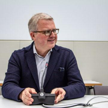 FDP-MdB Frank Schäffler klärt Sachverhalt der Förderung des Bundes: Zuschuss für Sanierung der Kampa-Halle ist weiterhin möglich